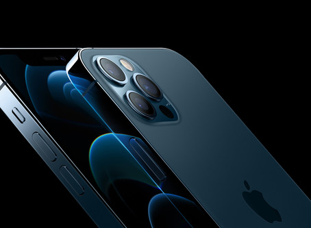 Apple anuncia iPhone 12 Pro e iPhone 12 Pro Max com tecnologia 5G