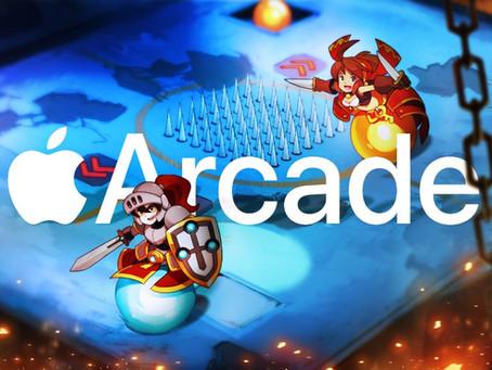Jogo 'Marble Knights', de aventura e fantasia, chega ao Apple Arcade