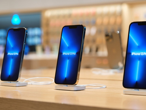 iPhone 13 é quase 200% ou 3x mais rápido do que Galaxy S21, topo de linha da Samsung