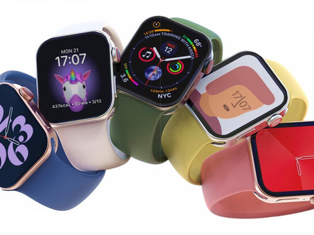 Com 'chip menor de dois lados', Apple Watch Series 7 pode ter mais espaço para outras tecnologias