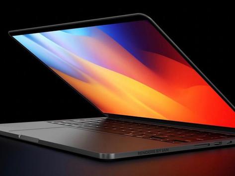 Apple espera alta demanda por futuros MacBooks Pro e contrata fornecedor extra de telas mini-LED