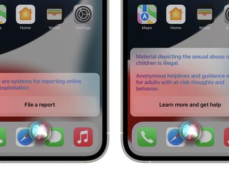 Apple apresenta recursos de segurança infantil, incluindo análise de fotos dos usuários