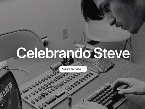 Celebrando Steve: Apple homenageia os 10 anos da morte de Steve Jobs