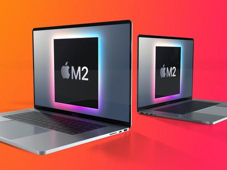 MacBooks Pro de 14 e 16 polegadas aparecem em banco de dados da China às vésperas da WWDC
