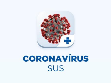 Governo Brasileiro lança app do coronavírus