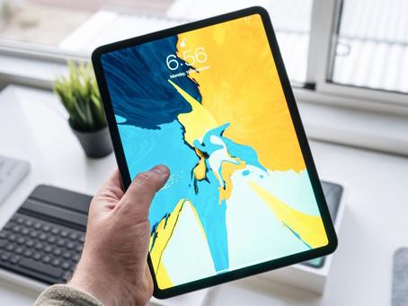Mark Gurman: Apple está explorando iPads com telas maiores