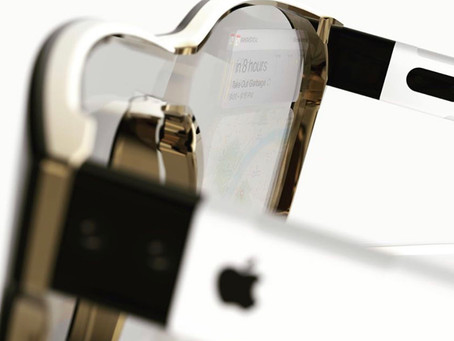 Patente revela 'dispositivo de exibição montado na cabeça com correção de visão'