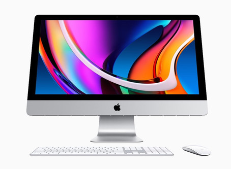 Apple lança novo iMac sem mudanças no visual e sem grandes novidades