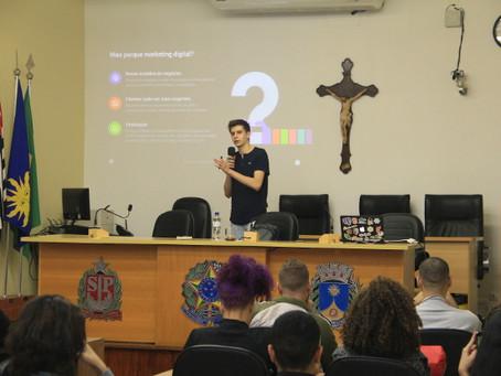 Semana do Jovem Empreendedor debate startups e marketing digital