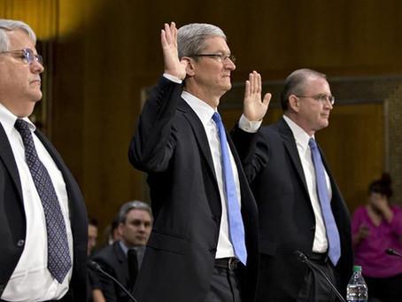 Tim Cook, CEO da Apple, testemunhará na audiência antitruste dos EUA em 27 de julho