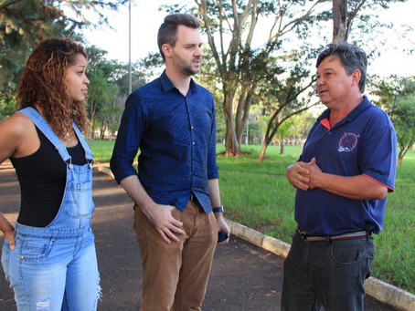 Vereadores solicitam ciclovia e acesso de animais no Parque Botânico