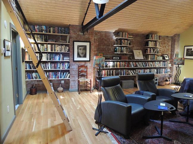 CT Filming Location - loft