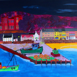 'The Sea Lochs of Lewis'   SOLD
