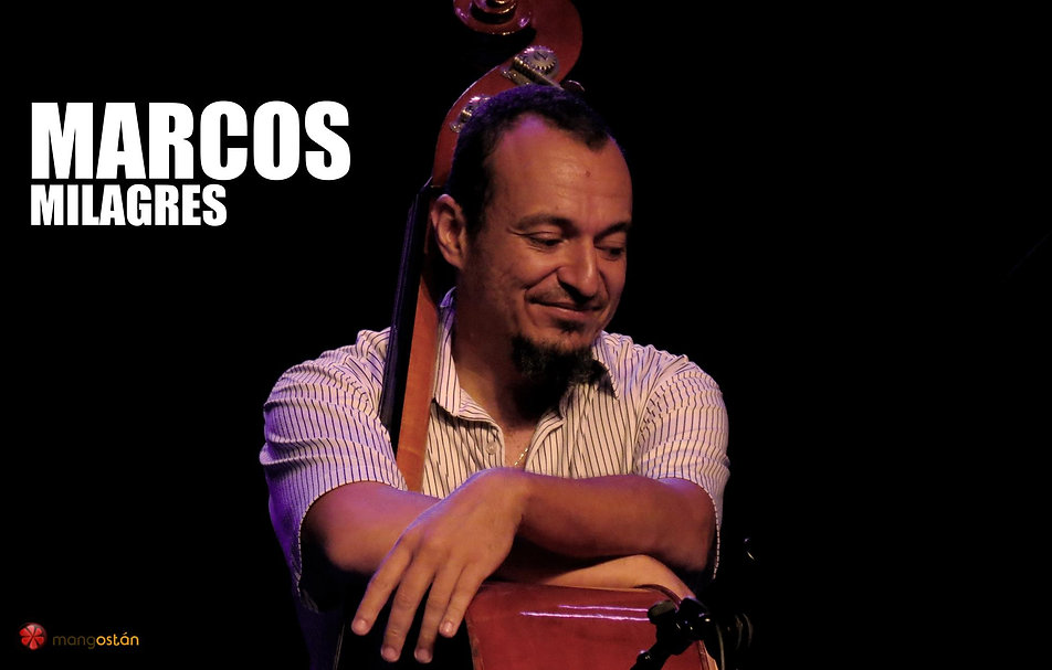 Marcos Milagres Bouble Bass