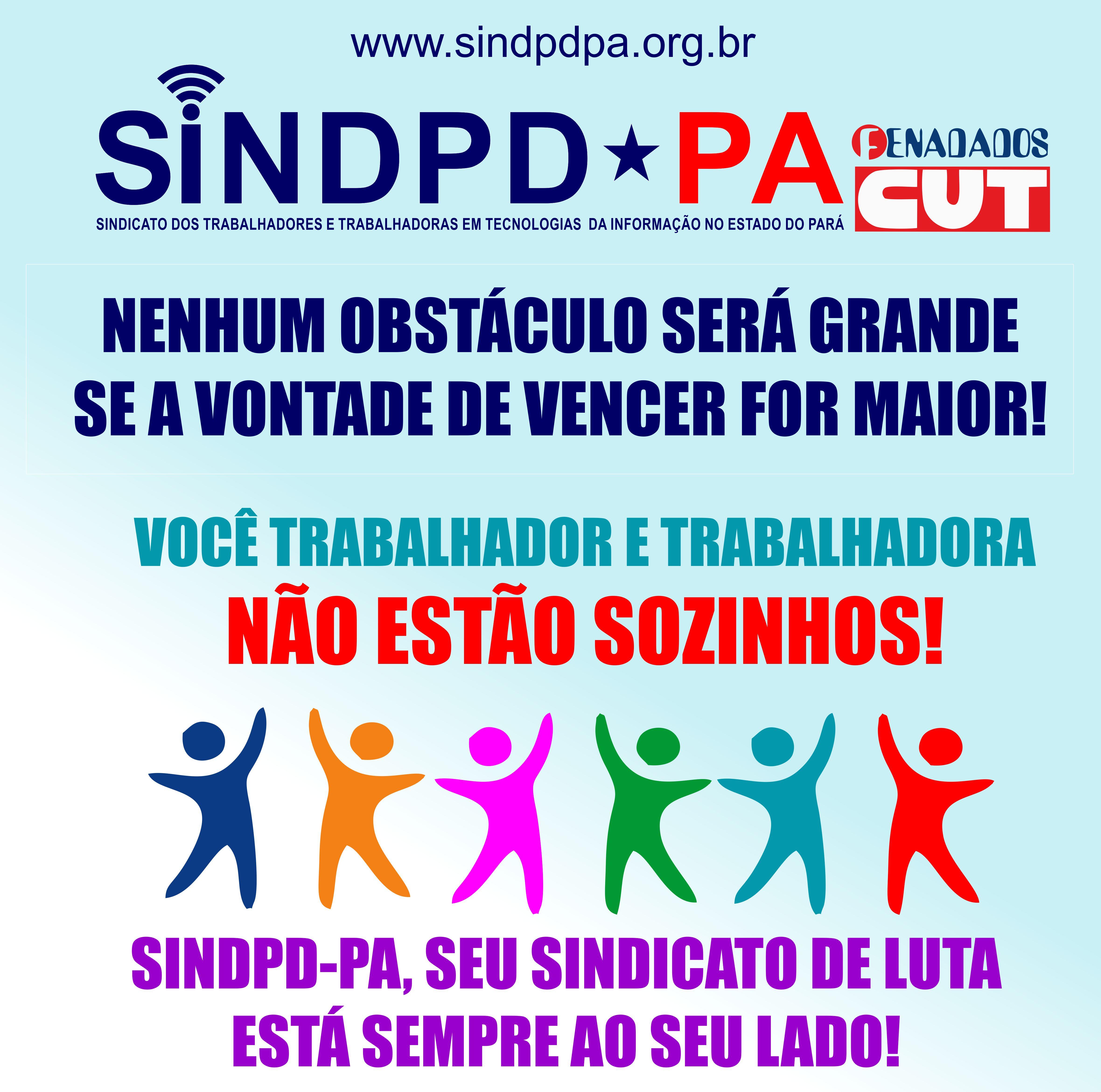 TRABALHADORES UNIDOS!