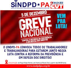 GREVE NACIONAL