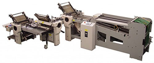 Baum 20 CFF Continuous Feed Folder