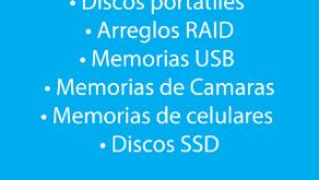 Inicia el programa de distribuidores del servicio de recuperación de datos en Toda la República D.