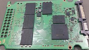 Recuperación de datos de Disco Duro SSD SAMSUNG MZ-7PC128D