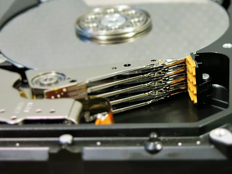 Recuperación de datos de Disco Duro Seagate ST5000DM000, cabezas de lectura atascadas