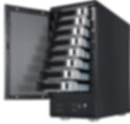 Recuperación de datos de NAS server