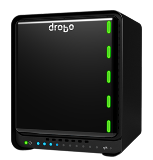 Recuperación de datos de DROBO 5D RAID 20TB NAS
