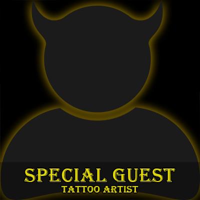 Special Guest - Tattoo Artist