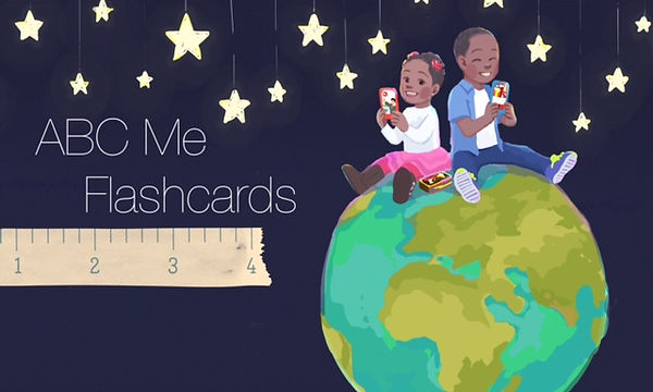 ABC Me Flashcards