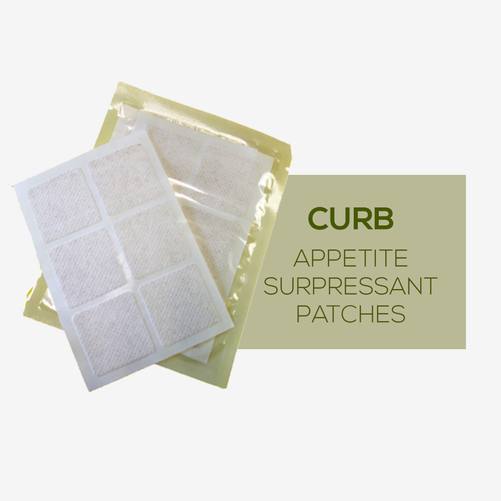curb appetite suppressant patch for hcg diet maintenance
