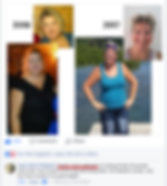 Lara lost 60 pounds with HCG 2.0 - before and after pics