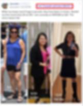 Jennifer lost 33 pounds on the HCG diet