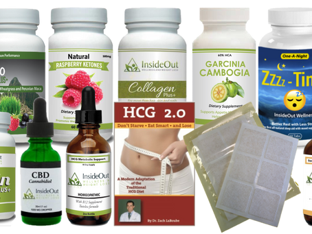 Recommended Supplements to Accompany Your HCG Diet Protocol
