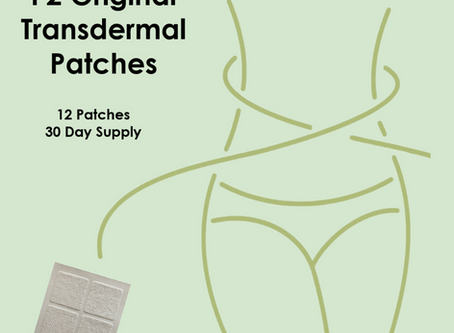 HCG Patches B1G1 FREE - Tegaderm Included