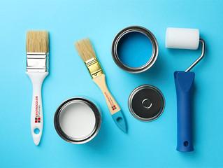 Cómo limpiar los pinceles correctamente