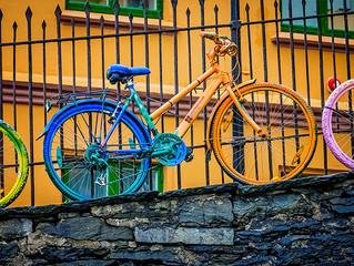 Cómo pintar una bicicleta con aerosoles de forma fácil
