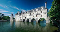 France Moto Roadtrip - Chateau de la Loire - Chenonceau