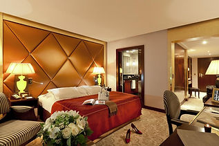 Le Foquet Hotel in Paris Luxury Room