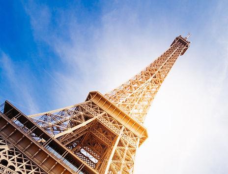 France Moto Road Trip - Tour Eiffel - Circuit Plages et Champagne à moto - francemotoroadtrip.com