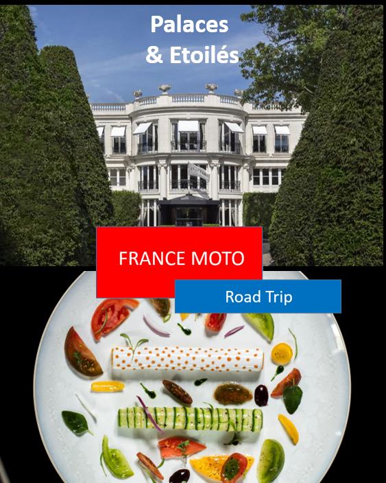 """Le Circuit """"Palaces et Etoilés"""" - le voyage d'une vie !"""