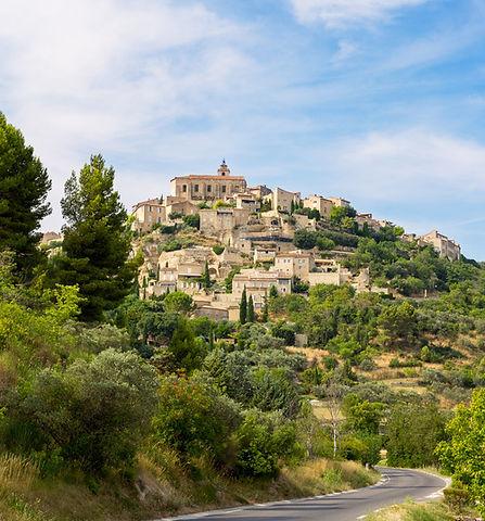 France Moto Road Trip - -Village de Ramatuelle - Circuit French Riviera et Saint Tropez à moto - francemotoroadtrip.com