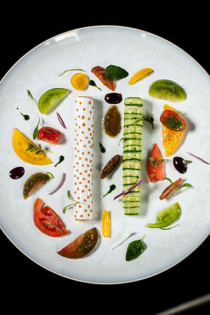 Gastronomie HYPER LUXE francemotoroadtrip