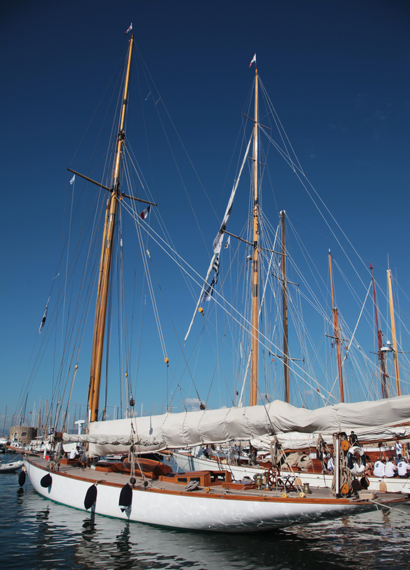 Souther France, St. Tropez Port