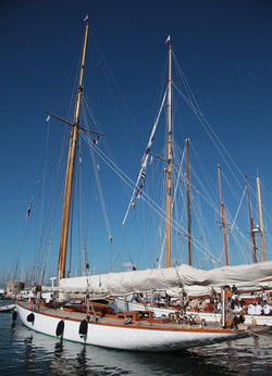 Souther France, St. Tropez Port