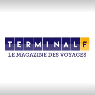 France Moto Road Trip invité de Terminal F le plateau TV web du Figaro Tourisme, voir le sujet.