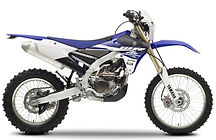 France Moto Road Trip - Yamaha WR 250