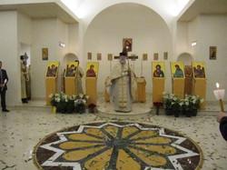 First Resurrection Service