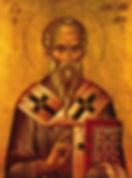 Saints Alexandros Patriarch of Constanti