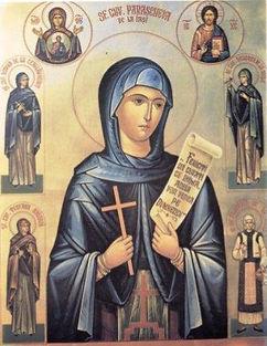 Saint Paraskeva the New from Iasi.jpg