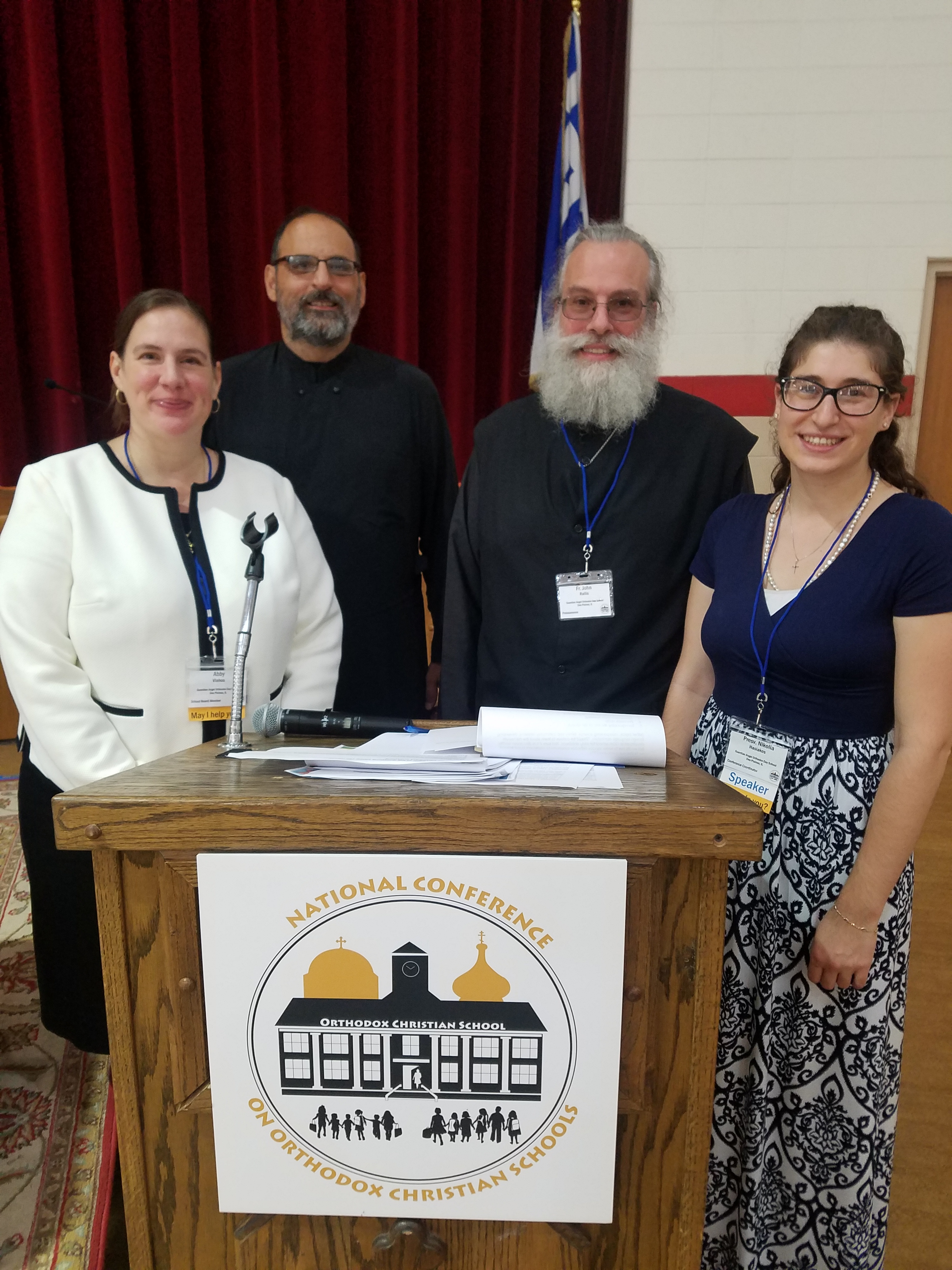 Nat'l Conference on Orthodox Schools