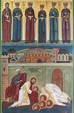 Saint Brancoveanu and his four sons.jpg